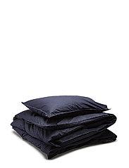 Bed Set Percale Lydia - DARK NAVY