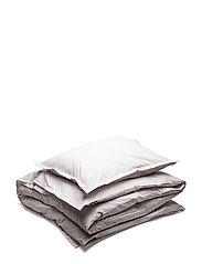 Bed Set Percale Olivia - SOFT PURPLE