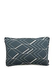 Cushion Cover Lykke - DARK PETROL