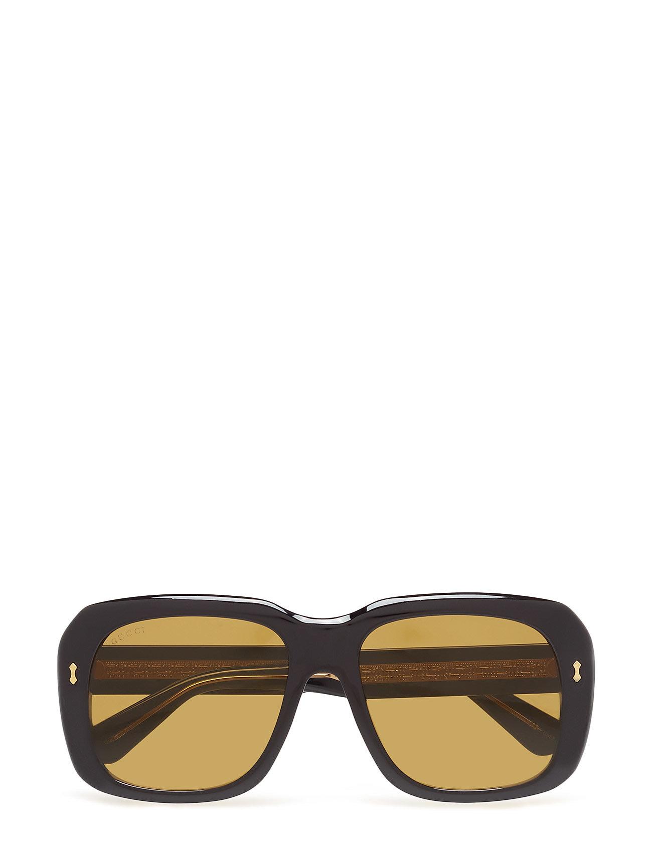 Gg0049s Gucci Sunglasses Accessories til Unisex i
