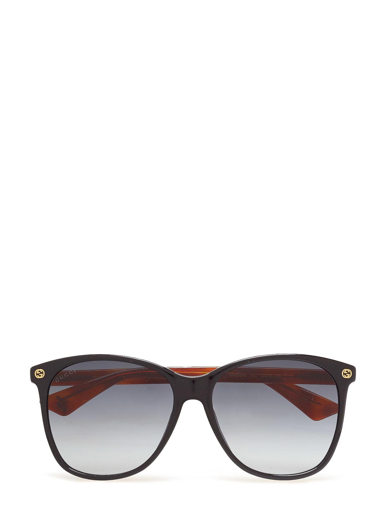 Gg0024s Gucci Sunglasses Solbriller til Kvinder i