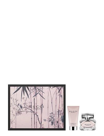 GUCCI BAMBOO EAU DE PARFUM 30ML/BODY LOTION 50ML - NO COLOR