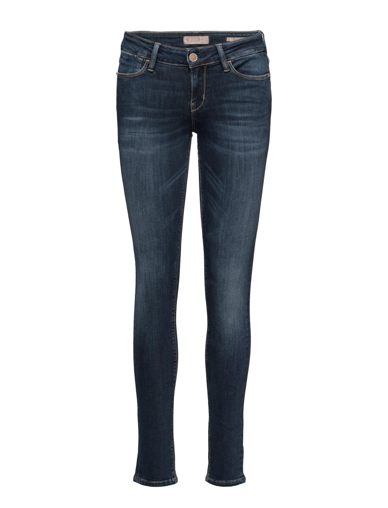 Skinny Mid GUESS Jeans Skinny til Kvinder i