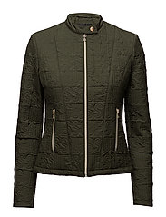SHARRON JACKET - GREENWICH GREEN