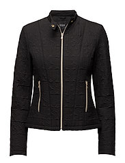 SHARRON JACKET - JET BLACK
