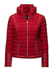 AURORA JACKET - TULIP RED