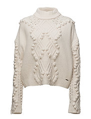 LS RN VANDA SWEATER - SCUFFY