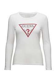 Guess Jeans - S Cn Triangle Tee