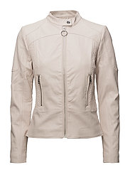 STHER JACKET - PINK IVORY