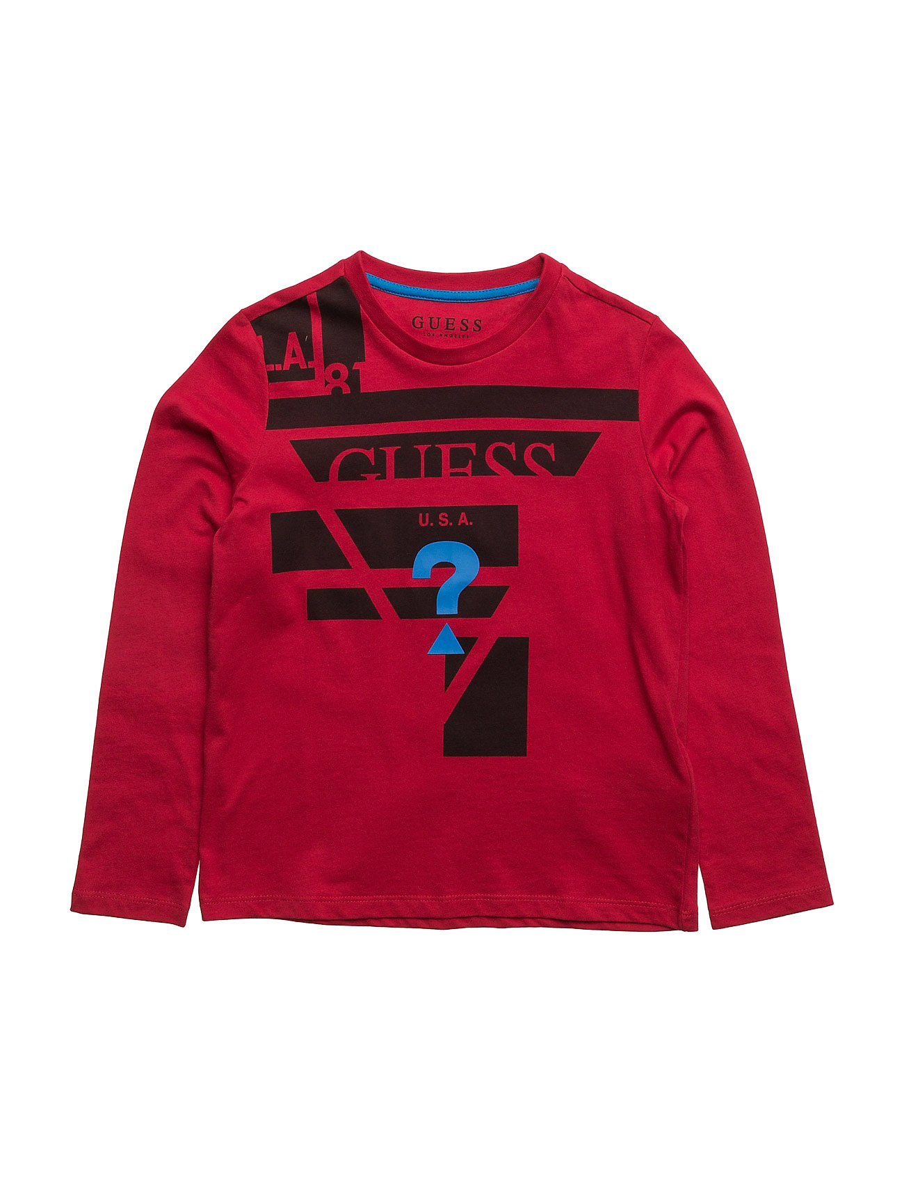 Ls T-Shirt GUESS Langærmede t-shirts til Børn i