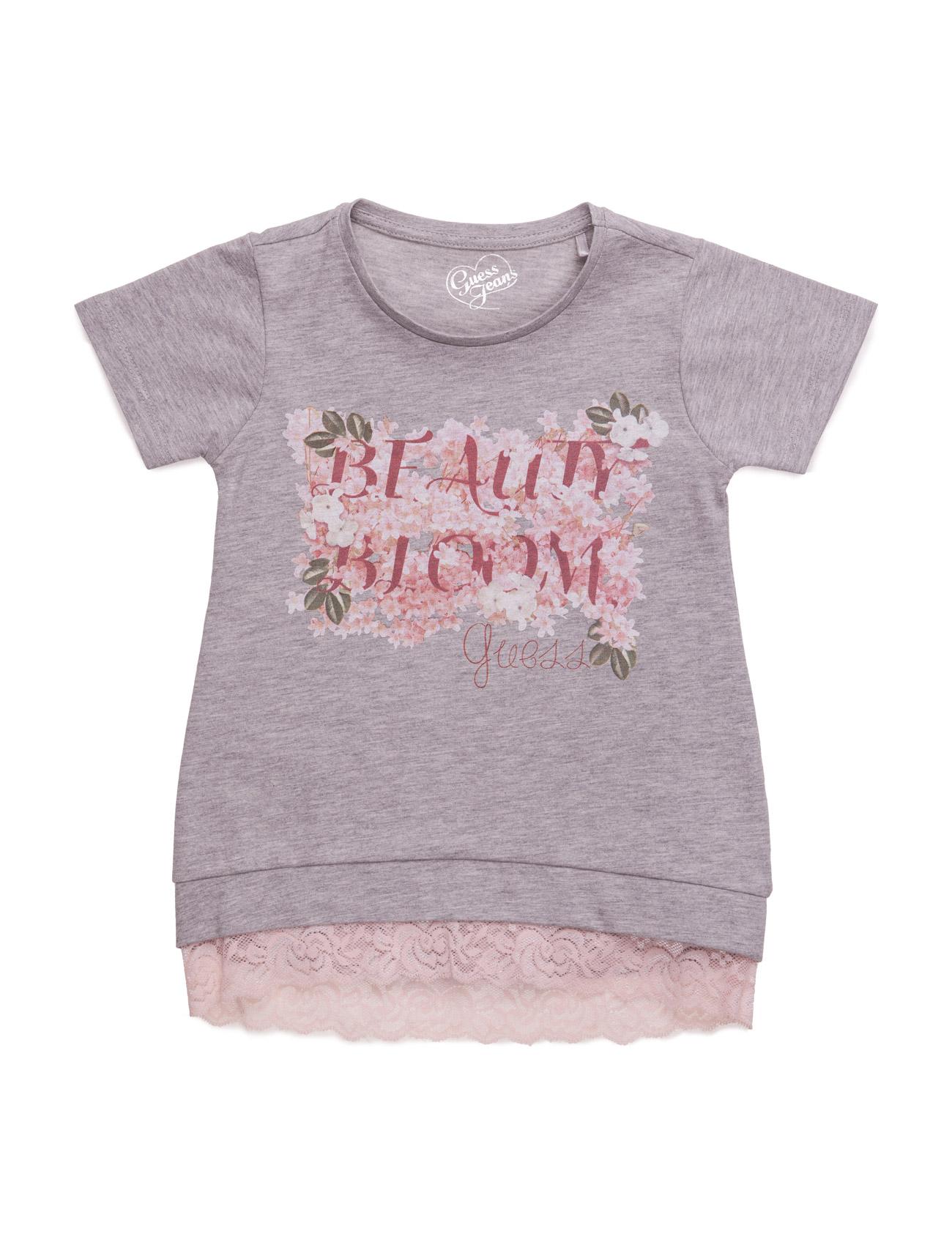 Ss T-Shirt GUESS T-shirts til Piger i