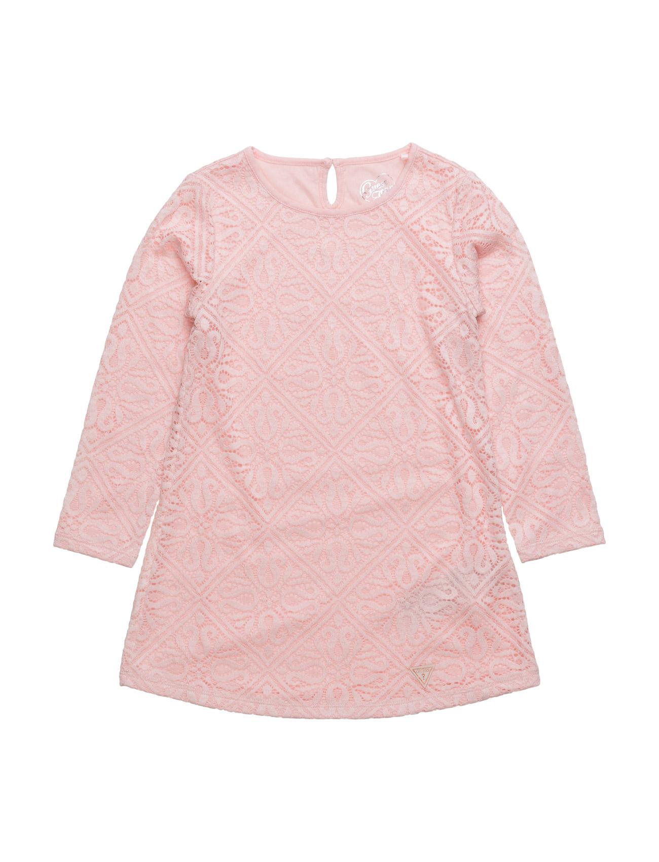Ls Dress GUESS Kjoler til Børn i Rouge