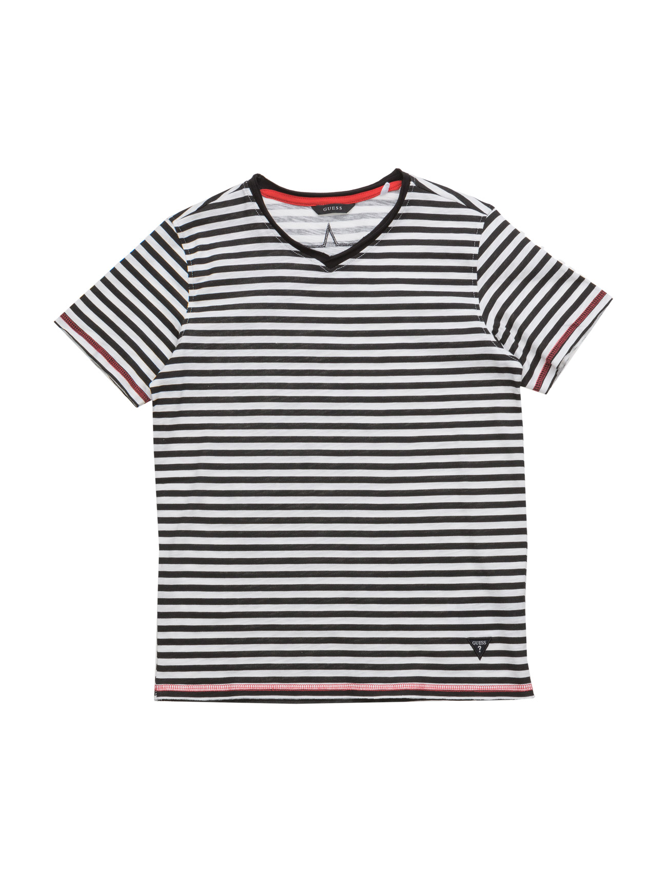 Ss Malfile T-Shirt GUESS Kortærmede t-shirts til Børn i Bleu