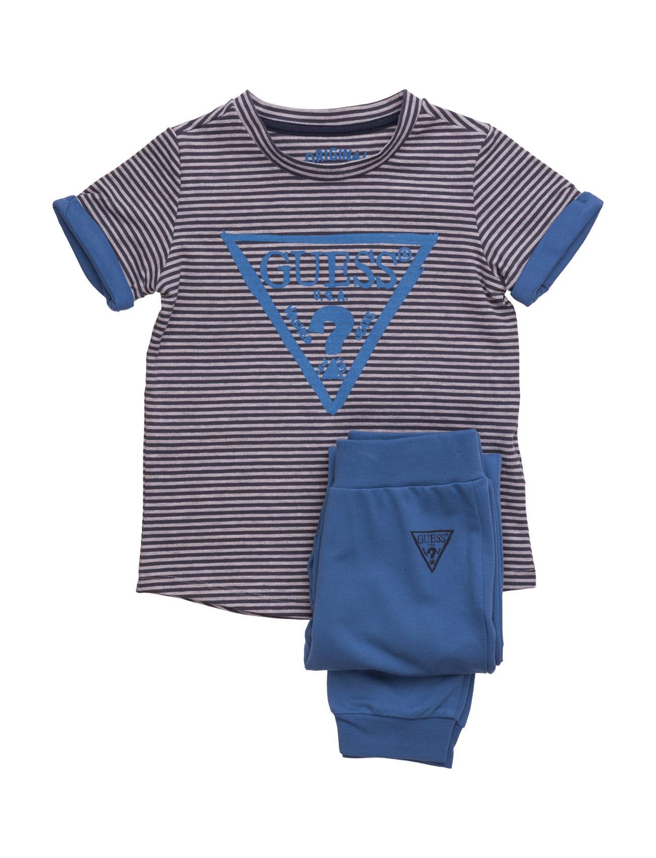 Set Ss T-Shirt ? GUESS Kortærmede t-shirts til Børn i