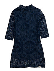 LS DRESS - MEDIEVAL BLUE