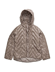 LS DOWN JACKET - SANDS