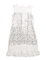 L DRESS - TRUE WHITE A000