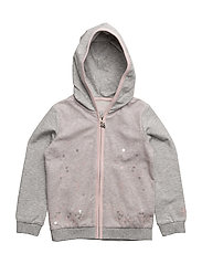 LS HOODIE ACTIVEWEAR - LIGHT HEATHER GRE