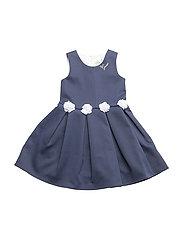 L DRESS - DARK NIGHT BLUE