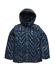 LS DOWN JACKET - INK BLUE