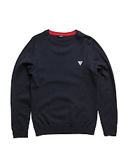 LS SWEATER_CORE - BLUE NAVY