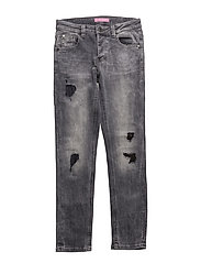 5 PKT PANT SKINNY FIT - REBEL