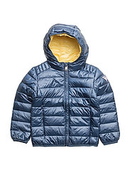 S DOWN JACKET_CORE - BREAKOUT BLUE