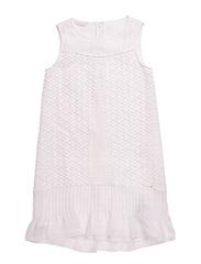 SL DRESS - BLANC/EGGSHELL