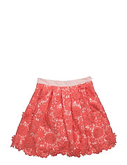 SKIRT_MARCIANO - CORAL PUNCH