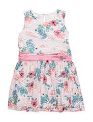 SL DRESS - FLOWERS
