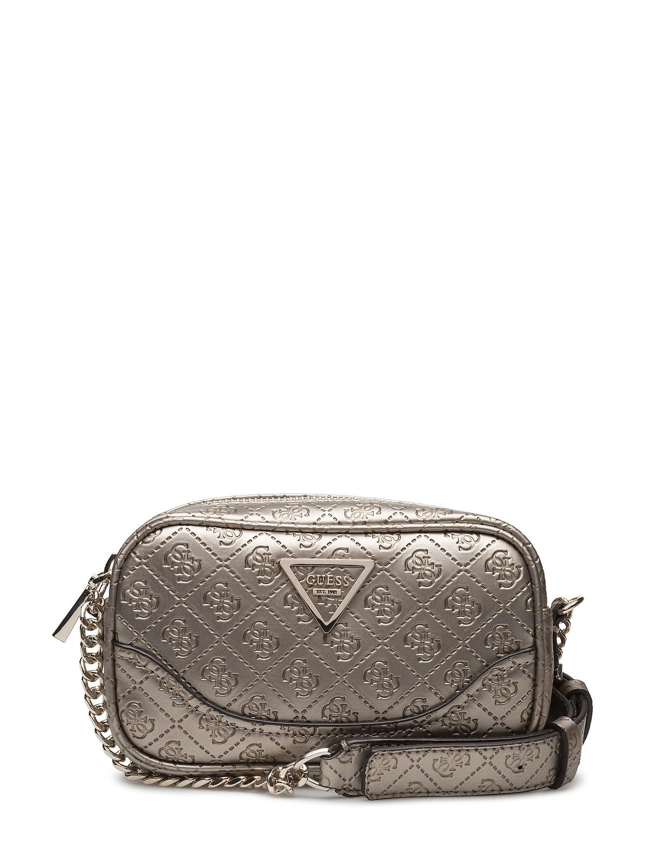 Daniella Mini Xbody Camera Bag GUESS Små tasker til Damer i Pewter