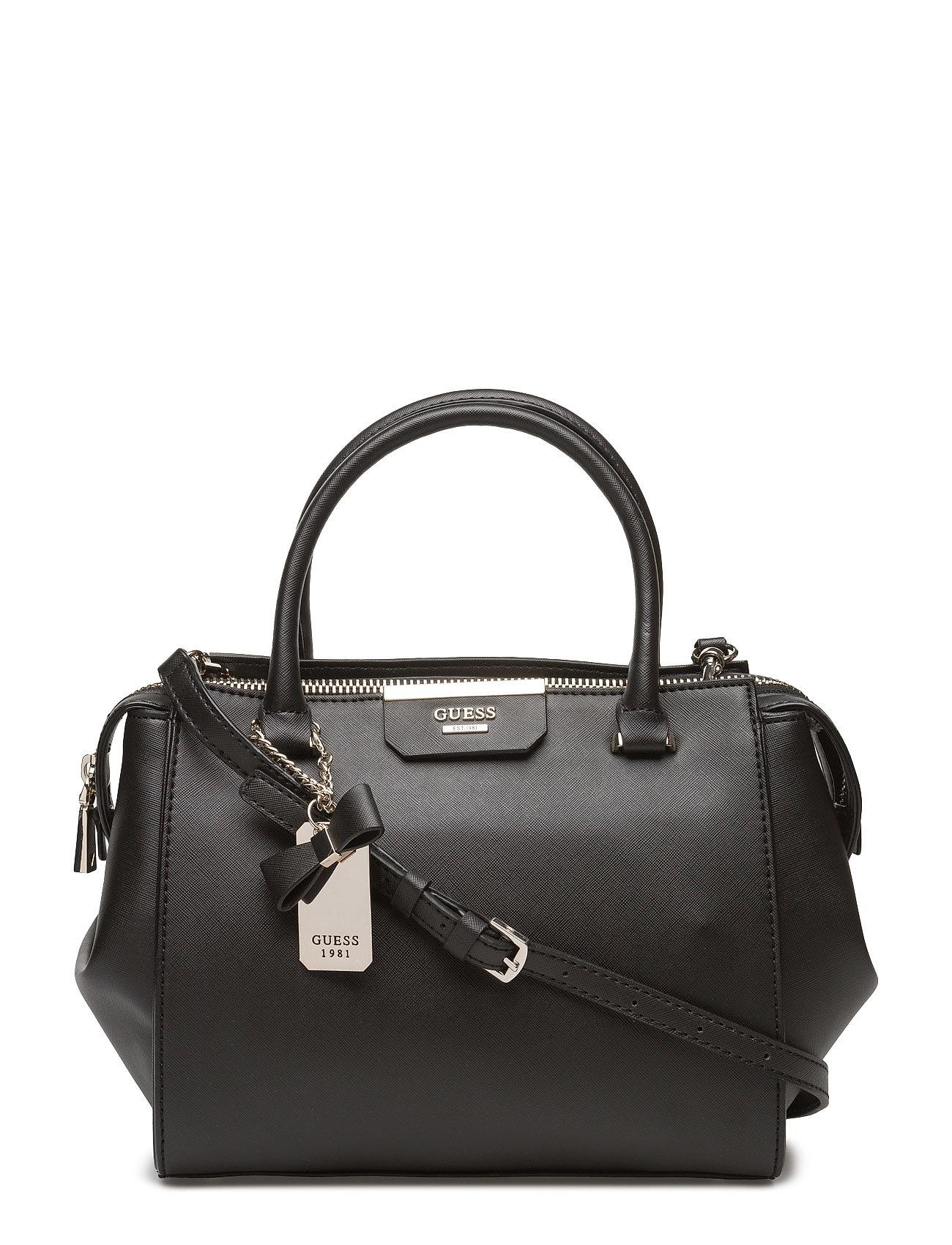 Ryann Satchel GUESS Shopper tasker til Damer i Sort