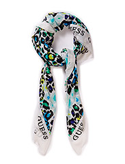 NOT COORDINATED SCARF - ICE BLUE