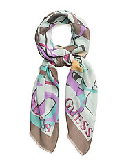 Guess - Ot Coordinated Scarf