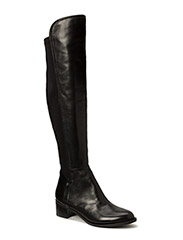 ILK2/STIVALE (BOOT)/LEATHER - BLACK