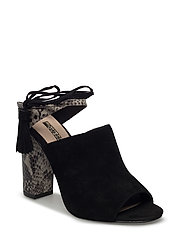 ELICHA/SHOOTIE  (ANKLE BOOT)/S - BLACK