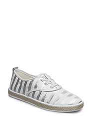 LINDSY/ACTIVE/FABRIC - WHITE SILVER