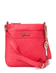 MIDTOWN MINI FLAT CROSSBODY - PASSION