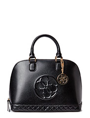 AMY DOME SATCHEL - BLA
