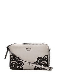EVYN CROSSBODY TOP ZIP - STONE MULTI