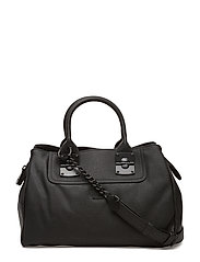 FRANKEE GIRLFRIEND SATCHEL - BLACK