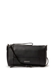 DELANEY CROSSBODY TOP ZIP - BLACK