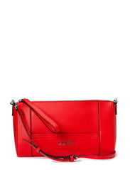 DELANEY CROSSBODY TOP ZIP - CNY RED