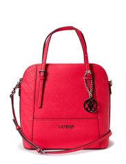 DELANEY DOME SATCHEL - PASSION