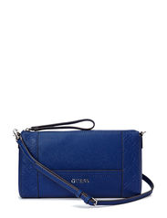 DELANEY CROSSBODY TOP ZIP - COBALT