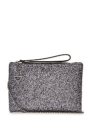 VER AFTER CROSSBODY CLUTCH - SILVER