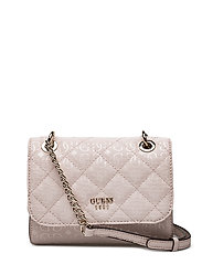 ERAPHINA MINI CROSSBODY FLAP - BLUSH