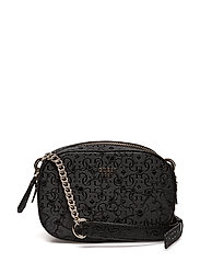 AYNE MINI CROSSBODY TOP ZIP - BLACK