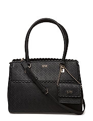 AYNA SATCHEL - BLACK