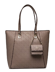 AYNA TOTE - TAUPE